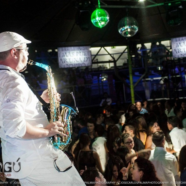 Resumen Tour Summer Sax 2015